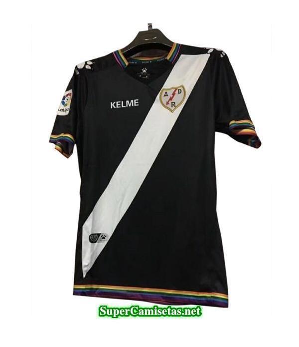 Tailandia Tercera Equipacion Camiseta Rayo Vallecano 2017/18