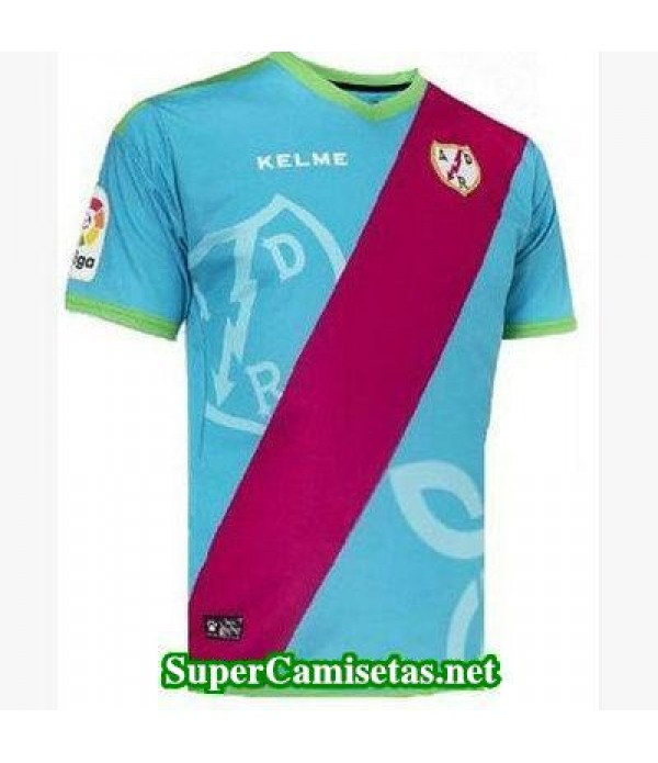 Tailandia Tercera Equipacion Camiseta Rayo Vallecano 2018/19