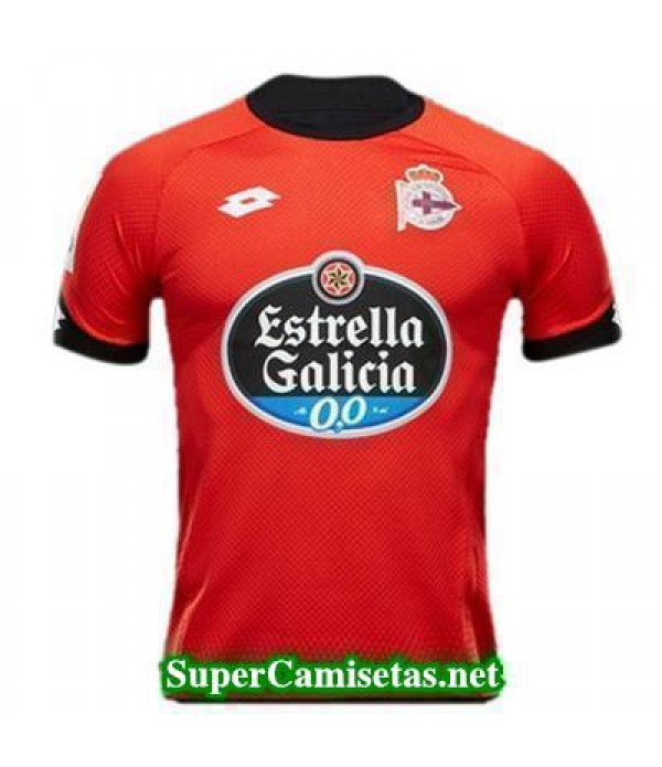 Tailandia Tercera Equipacion Camiseta RC Deportivo 2015/16