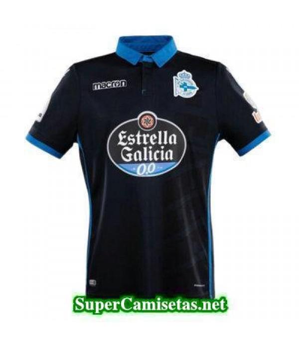Tailandia Tercera Equipacion Camiseta RC Deportivo 2017/18