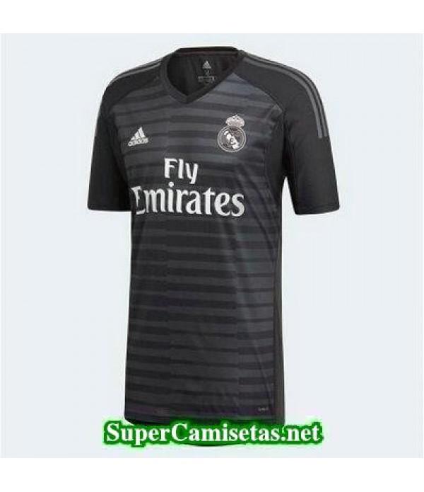 Portero Equipacion Camiseta Real Madrid 2018/19