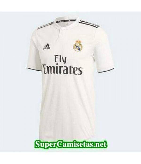 Primera Equipacion Camiseta Real Madrid 2018/19