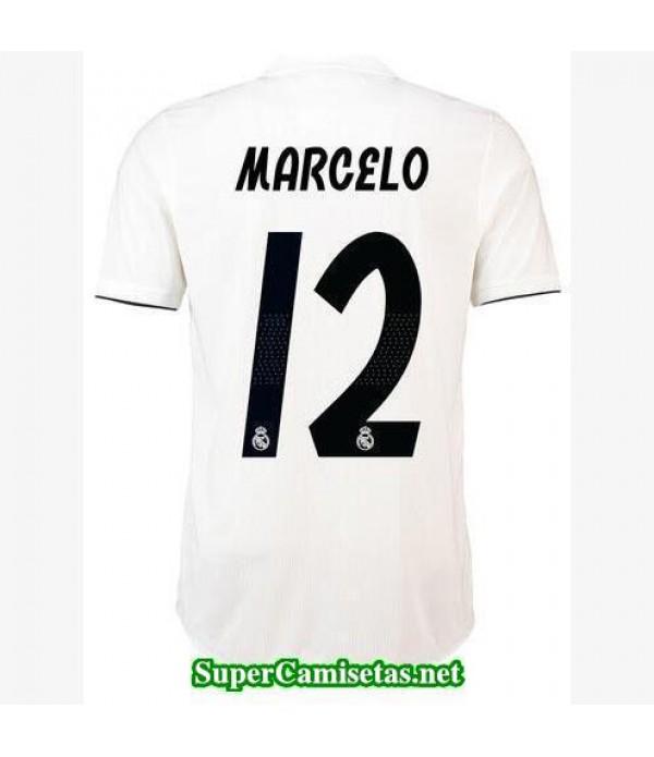 Primera Equipacion Camiseta Real Madrid Marcelo 20...