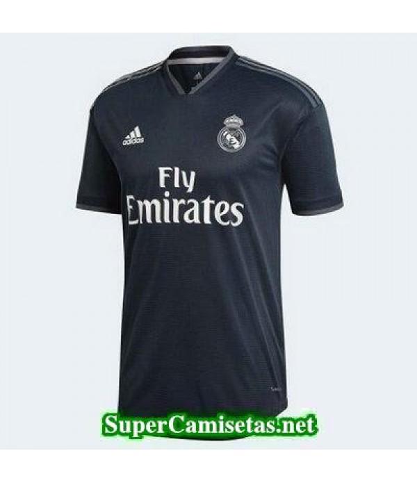 Segunda Equipacion Camiseta Real Madrid 2018/19