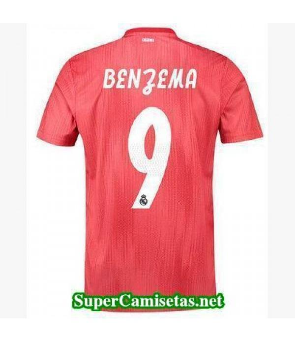 Tercera Equipacion Camiseta Real Madrid Benzema 2018/19