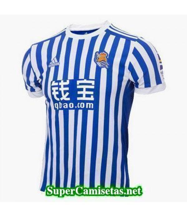 Tailandia Primera Equipacion Camiseta Real Sociedad 2017/18