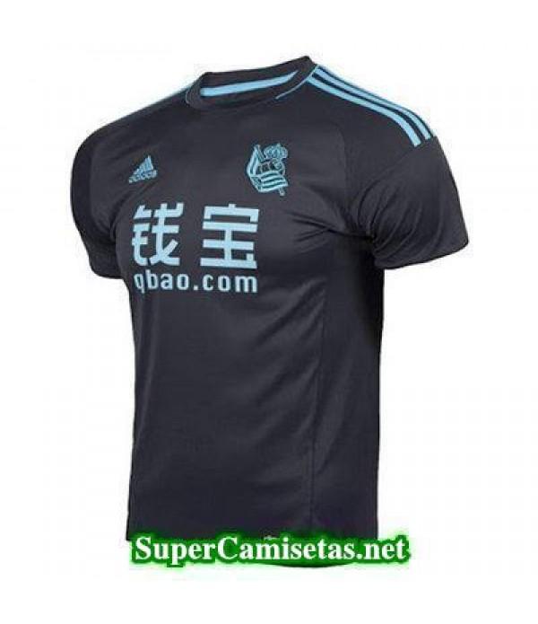 Tailandia Segunda Equipacion Camiseta Real Sociedad 2016/17