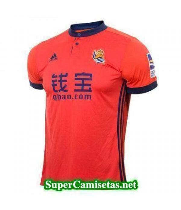 Tailandia Segunda Equipacion Camiseta Real Socieda...