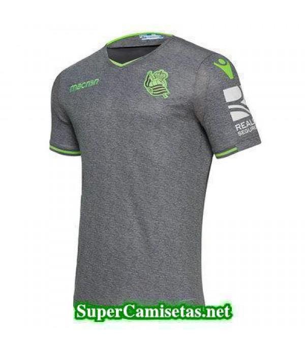 Tailandia Segunda Equipacion Camiseta Real Sociedad 2018/19