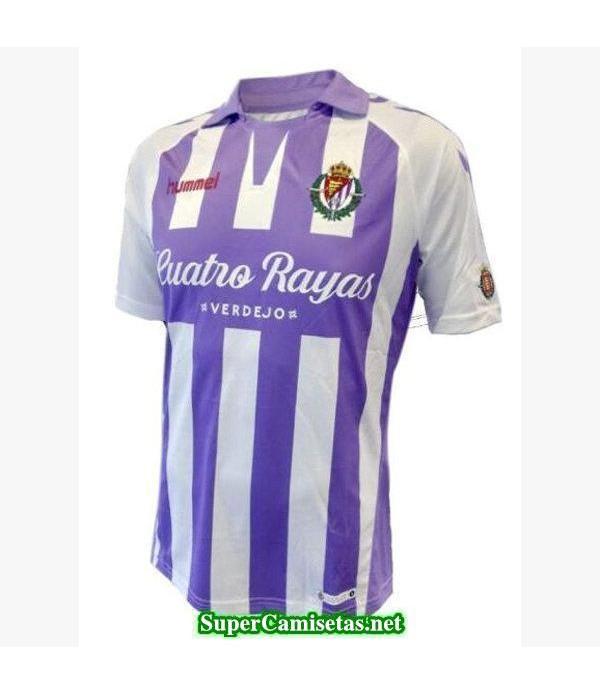 Tailandia Primera Equipacion Camiseta Real Valladolid 2018/19