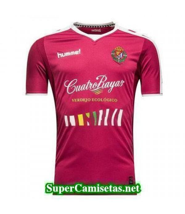 Tailandia Segunda Equipacion Camiseta Real Valladolid 2017/18
