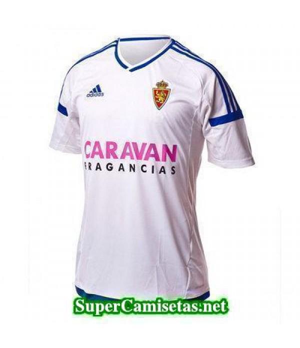 Tailandia Primera Equipacion Camiseta Real Zaragoza 2016/17