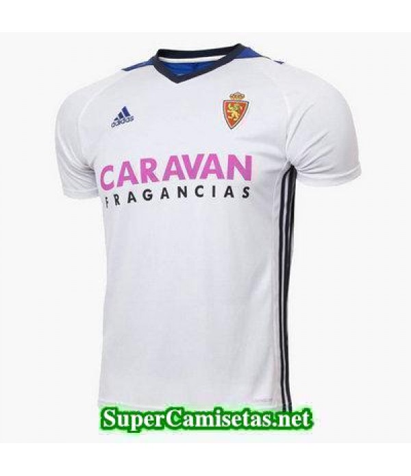 Tailandia Primera Equipacion Camiseta Real Zaragoza 2017/18