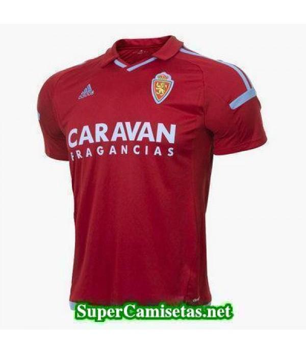 Tailandia Segunda Equipacion Camiseta Real Zaragoza 2017/18