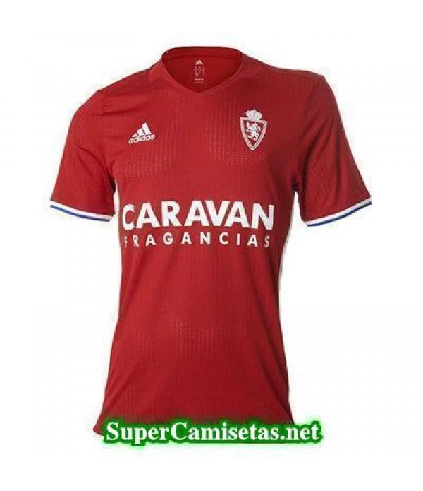 Tailandia Tercera Equipacion Camiseta Real Zaragoza 2016/17