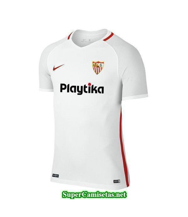 Primera Equipacion Camiseta Sevilla 2018/19