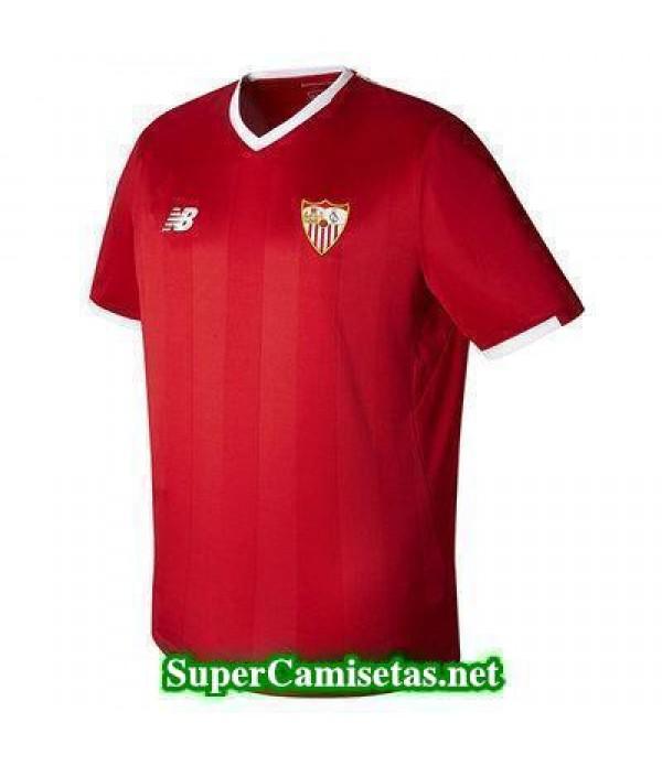 Segunda Equipacion Camiseta Sevilla 2017/18