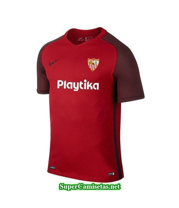 Segunda Equipacion Camiseta Sevilla 2018/19