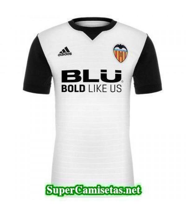 Primera Equipacion Camiseta Valencia 2017/18