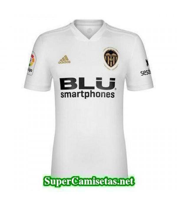 Primera Equipacion Camiseta Valencia 2018/19
