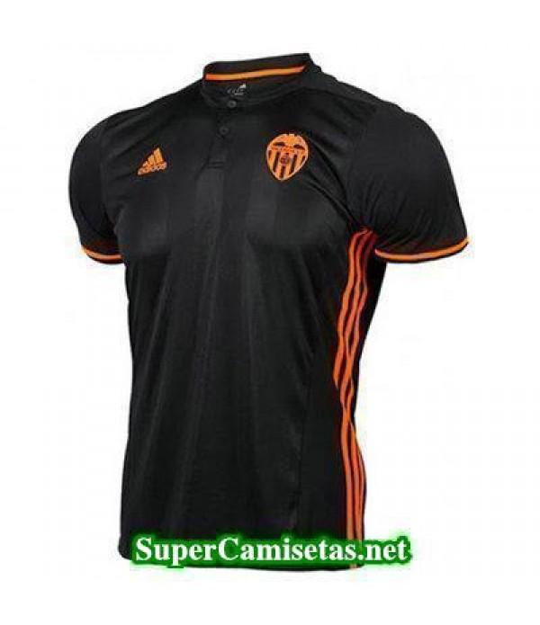 Segunda Equipacion Camiseta Valencia 2016/17