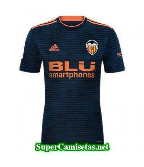 Segunda Equipacion Camiseta Valencia 2018/19