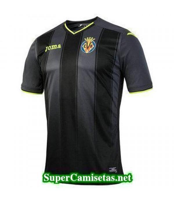 Tailandia Segunda Equipacion Camiseta Villarreal 2016/17