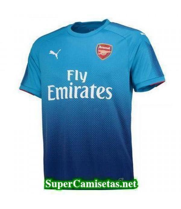 Segunda Equipacion Camiseta Arsenal 2017/18