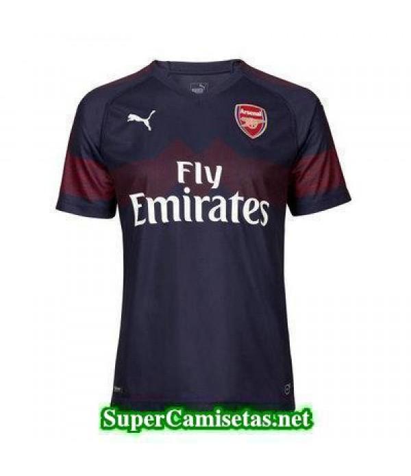 Segunda Equipacion Camiseta Arsenal 2018/19