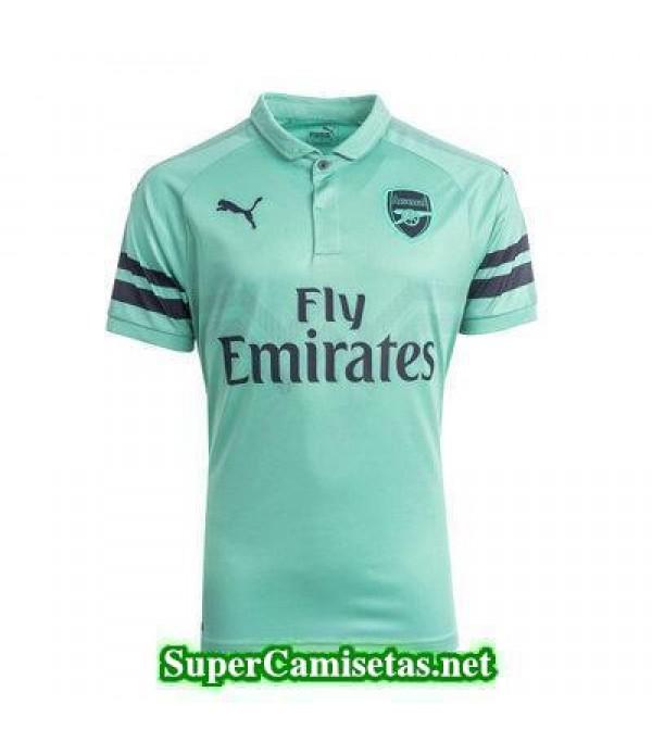 Tercera Equipacion Camiseta Arsenal 2018/19