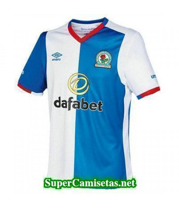Tailandia Primera Equipacion Camiseta Blackburn Rovers 2016/17