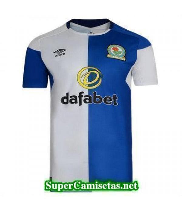 Tailandia Primera Equipacion Camiseta Blackburn Rovers 2017/18