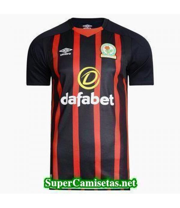 Tailandia Segunda Equipacion Camiseta Blackburn Rovers 2017/18