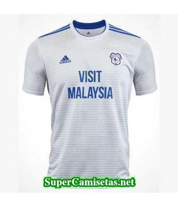 Tailandia Segunda Equipacion Camiseta Cardiff city 2018/19