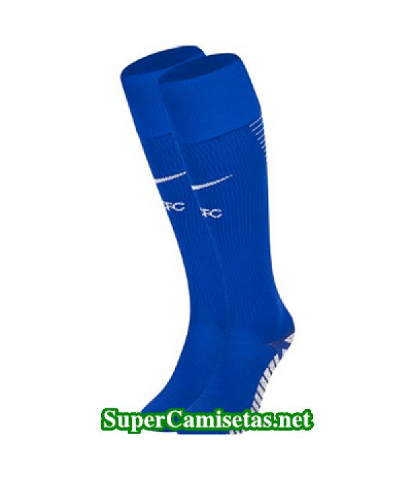 Calcetines Chelsea baratas Azul 2017 2018