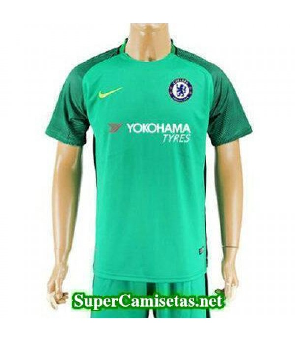 Portero Equipacion Camiseta Chelsea 2017/18