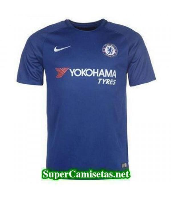 Primera Equipacion Camiseta Chelsea 2017/18