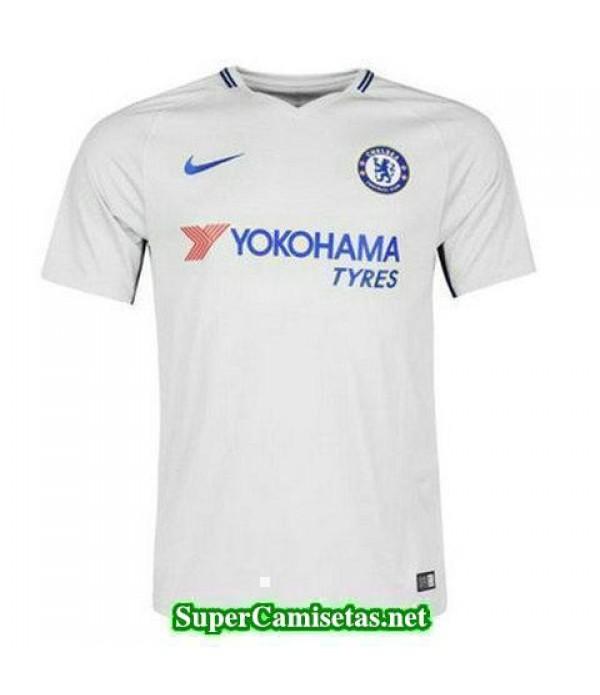 Segunda Equipacion Camiseta Chelsea 2017/18