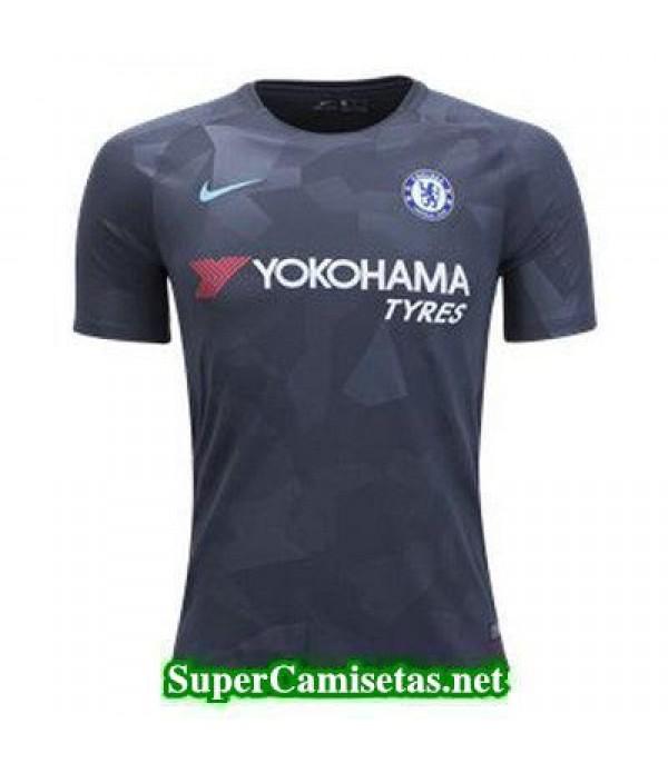 Tercera Equipacion Camiseta Chelsea 2017/18