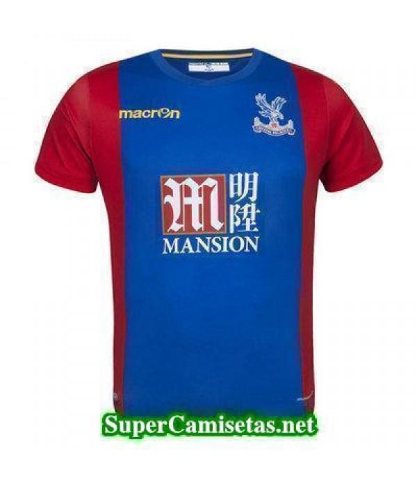 Primera Equipacion Camiseta Crystal Palace 2016/17