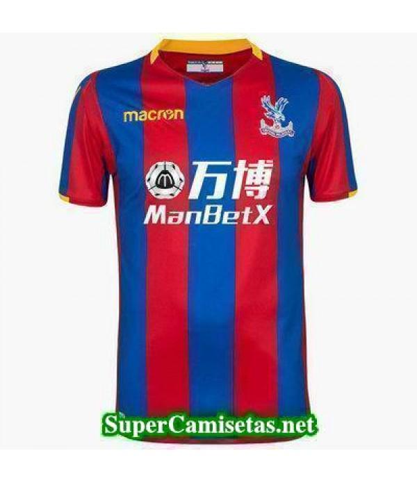 Tailandia Primera Equipacion Camiseta Crystal Palace 2017/18