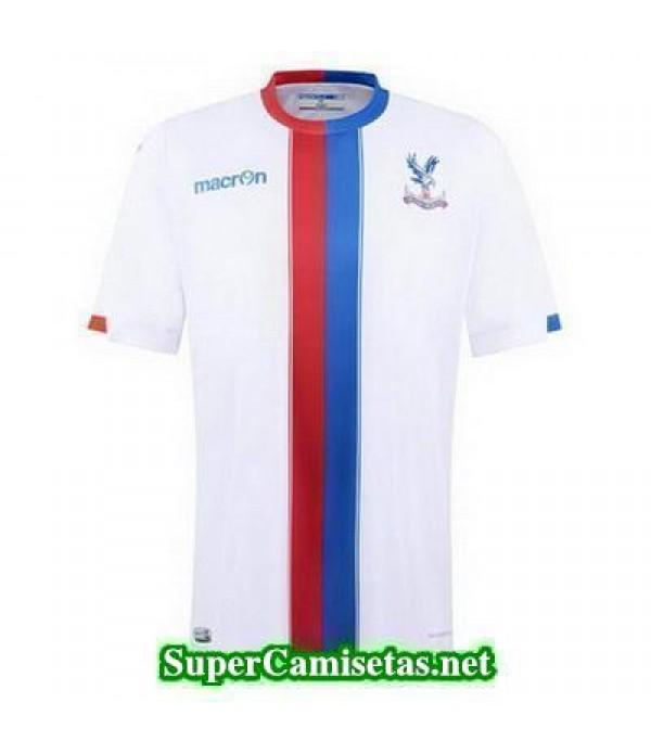 Tailandia Segunda Equipacion Camiseta Crystal Palace 2015/16