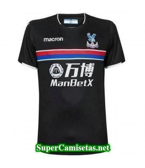 Tailandia Segunda Equipacion Camiseta Crystal Palace 2017/18