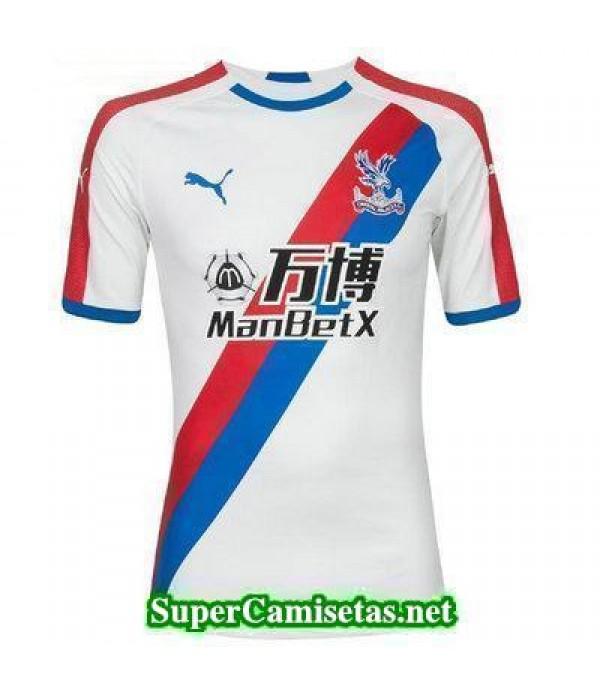 Tailandia Segunda Equipacion Camiseta Crystal Palace 2018/19