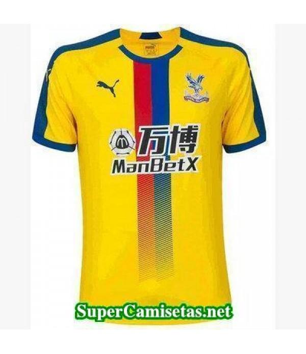 Tailandia Tercera Equipacion Camiseta Crystal Palace 2018/19