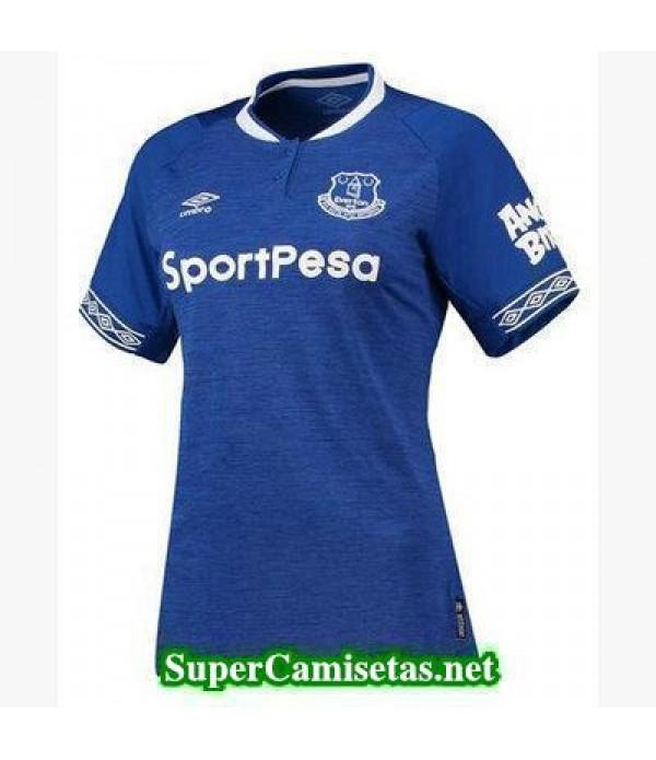 Primera Equipacion Camiseta Everton Mujer 2018/19