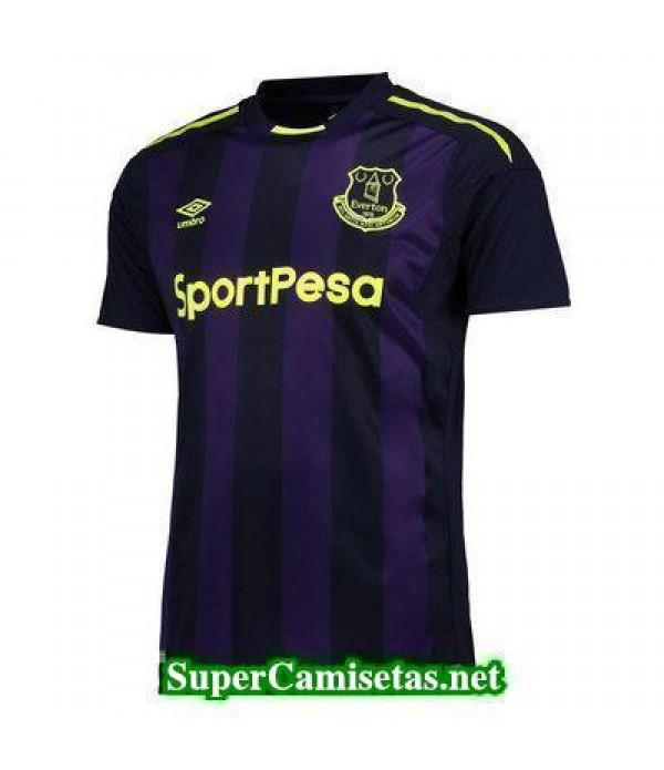 Tercera Equipacion Camiseta Everton 2017/18