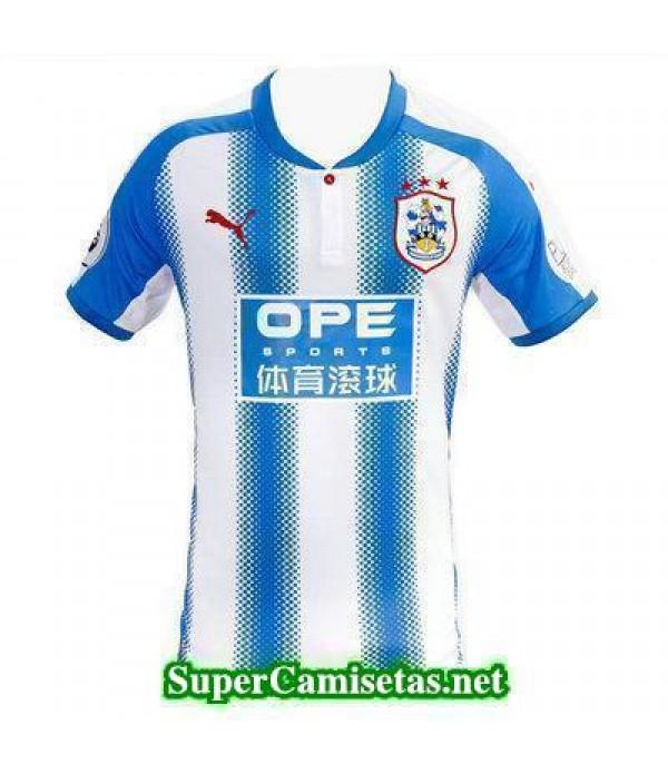 Tailandia Primera Equipacion Camiseta Huddersfield Town 2017/18