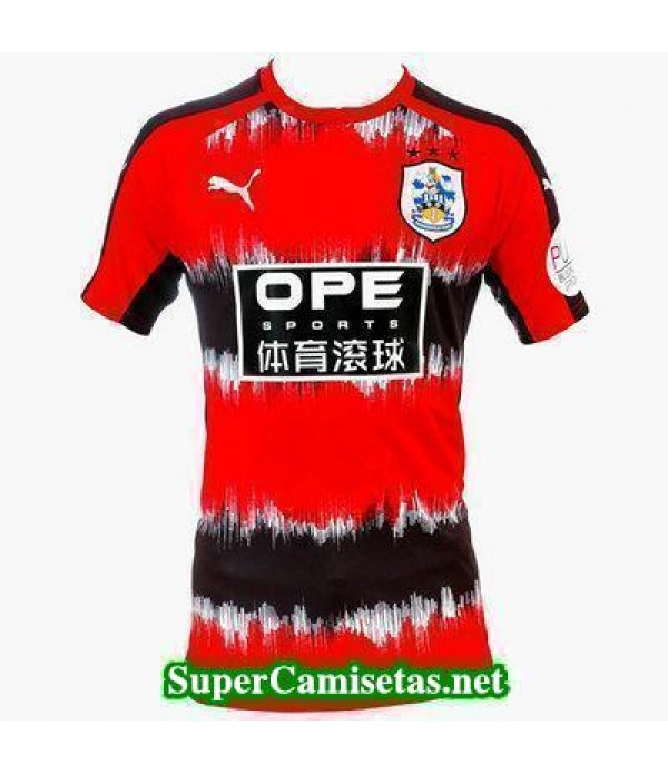 Tailandia Segunda Equipacion Camiseta Huddersfield Town 2017/18