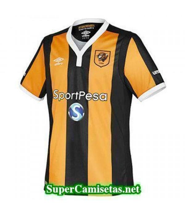 Tailandia Primera Equipacion Camiseta Hull City 2016/17